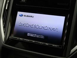 純正ナビ付き!地デジTV、DVD再生、音楽録音機能も有り。
