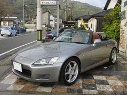 ホンダ S2000 2.0 外装リフレッシュ済 新ホロ  軽度修復歴