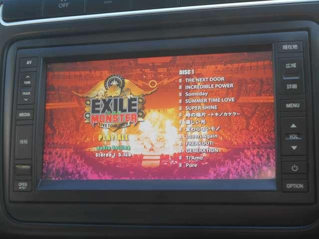 DVDの視聴に加え、音楽自動録音機能のミュージックサーバーが付いています。BOSE設計のスピーカーの音響は素晴らしく、映画やライブのDVDを視聴すれば臨場感あふれるサウンドを、お楽しみいただけて本当に良い音です