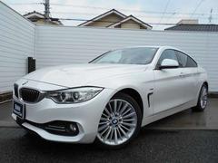 BMW 4シリーズグランクーペ の中古車 420i ラグジュアリー 愛知県長久手市 220.0万円