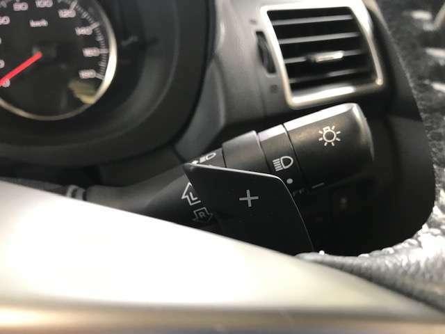 パドルシフト付きのシフトレバーで走行も楽しめます!上手に使いこなせれば燃費の向上?になるかも!