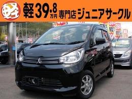 三菱 eKワゴン 660 G Pスタート 社外ナビTV