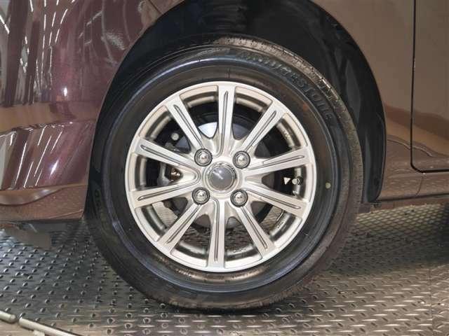 タイヤサイズ☆ 155/70R13(タイヤは現状と異なる場合があります)