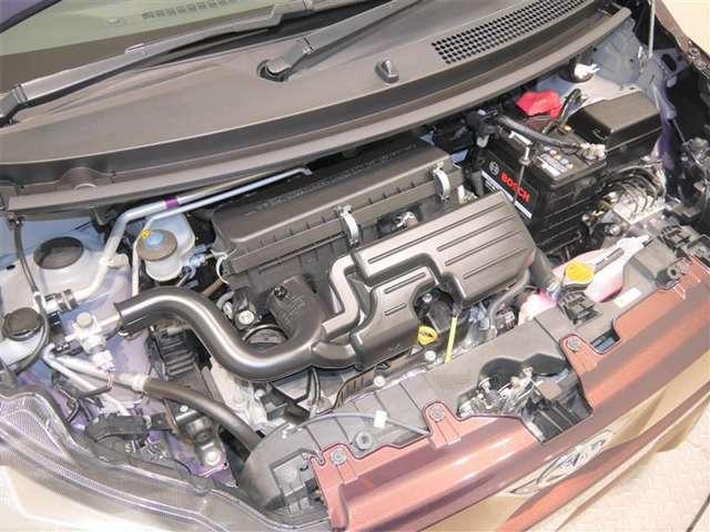 660ccエンジン☆エンジンルームもしっかり洗浄!