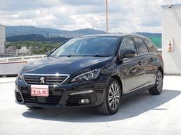 プジョー 308SW アリュール Carplay/AnroidoAuto対応 登録済未使用車