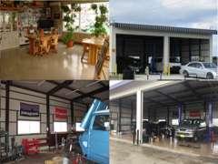 東港店 国土交通省認証整備工場 車検や重整備など行います。