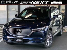 マツダ CX-8 2.5 25S プロアクティブ 4WD 試乗車アップ