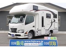 トヨタ カムロード ナッツRV クレソンボヤージュ 1500Wインバーター ツインサブ FFヒーター
