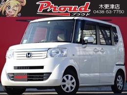 ホンダ N-BOX 660 カスタムG Lパッケージ /禁煙車/ETC/外ナビ/Pスタート/片パワスラ