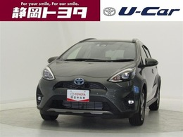 トヨタ アクア 1.5 クロスオーバー グラム 純正TCナビ トヨタセーフティセンス