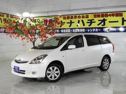 トヨタ ウィッシュ 1.8 X リミテッド 4WD タイベルチェーン 4年保証