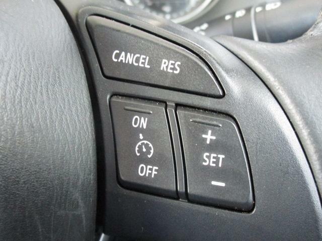 クルーズコントロールも装備していますので、高速道路での長距離移動もラクラクです!