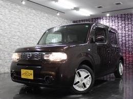 日産 キューブ 1.5 15X FOUR Mセレクション 4WD 特別寒冷地仕様 SDナビTV ETC