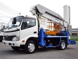日野自動車 デュトロ BT-110 タダノ 橋梁点検車