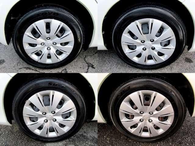 タイヤの画像になります!
