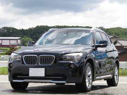 BMW X1 xドライブ 25i ハイラインパッケージ 黒革/バックカメラ/フルセグTV/サンルーフ