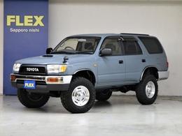 トヨタ ハイラックスサーフ 3.0 SSR-X ワイドボディ インタークーラー付 ディーゼルターボ 4WD 4Runner仕様 リフトUP 本州仕入