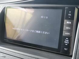 ☆SDナビ・フルセグ付き☆ナビがついているので遠出もラクラク♪CD・DVD再生はもちろん、Bluetoothにも接続できます♪好きな音楽を聴きながら楽しくドライブできますね♪