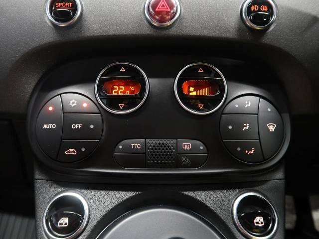 ●オートエアコン『エアコンの温度を設定可能です!適正な温度も人それぞれですのでお好みの温度に!』