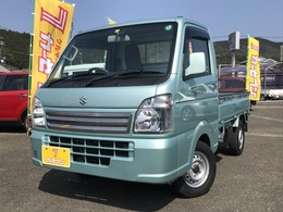スズキ キャリイ 660 KCスペシャル 3方開 4WD 3速AT・ワンプッシュ切替4WD・