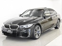 BMW 3シリーズ M340i xドライブ 4WD サンルーフ 黒革 レーザーライト 純正19AW