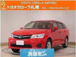 トヨタ カローラフィールダー 1.5 G 4WD 1オーナー車・メモリーナビ付