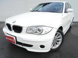 BMW 1シリーズ 116i CDMDコンポ プッシュスタート ETC