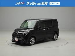 トヨタ タンク 1.0 カスタム G-T トヨタ認定中古車