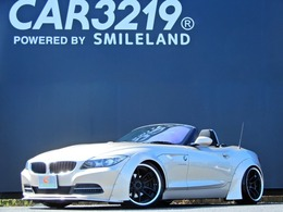 BMW Z4 sドライブ 23i スタイルエッセンス 電動オ-プン XYZ車高調 WORK18AW オーバーF
