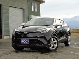 トヨタ C-HR 1.2 S-T 4WD LEDエディション・寒冷地
