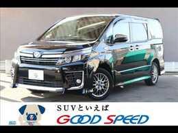 トヨタ ヴォクシー 1.8 ハイブリッド ZS 煌II 9型ナビ フリップダウン セーフティセンス