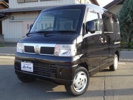 日産 クリッパーリオ 660 E 5速マニュアル2WDフル装備ハイルーフ黒色