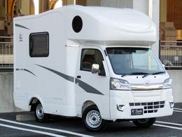 ダイハツ ハイゼットトラック スタンダード SAIIIt 4WD 未使用 キャンピング