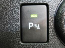 【コーナーセンサー】完備で、狭い道や駐車場で障害物が近づくと、警告を鳴らしてくれます。