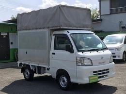 ダイハツ ハイゼットトラック 660 エアコン・パワステスペシャル 3方開 パネルバン 5MT