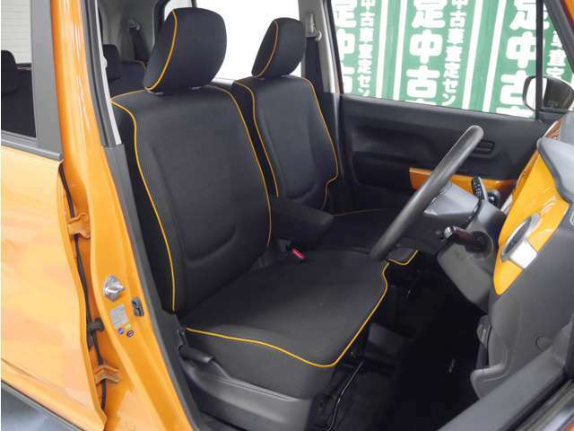 「運転席」シートなどの状態も良く、目立つような傷や汚れはありません!