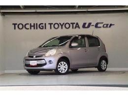トヨタ パッソ 1.0 X Lパッケージ CD/スマートキー/ベンチシート