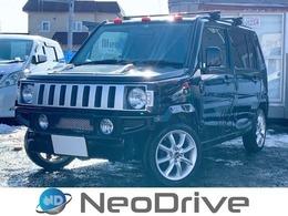 ダイハツ ネイキッド 660 G Bパッケージ 4WD ハマー仕様 CDMD エンスタ 4WD