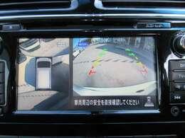 純正HDDナビ付き♪ 純正アラウンドビューカメラ付きで、車を上部から見るように作られたカメラで、死角も安心して確認ができます♪ 初心者の方でも安心して操作することができます♪