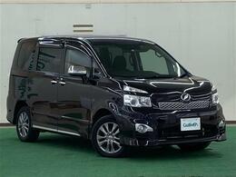 トヨタ ヴォクシー 2.0 ZS 煌II 4WD 1オーナー 純正HDDナビ Bカメラ 寒冷地