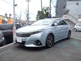 トヨタ SAI 2.4 S Cパッケージ 前後コーナーセンサ 前席電動シート 禁煙車