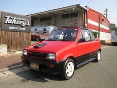 ダイハツ ミラ の中古車 ターボ TRX オープン 静岡県浜松市西区 44.0万円