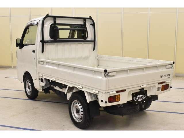 ハイゼットトラックがこの価格は魅力的!