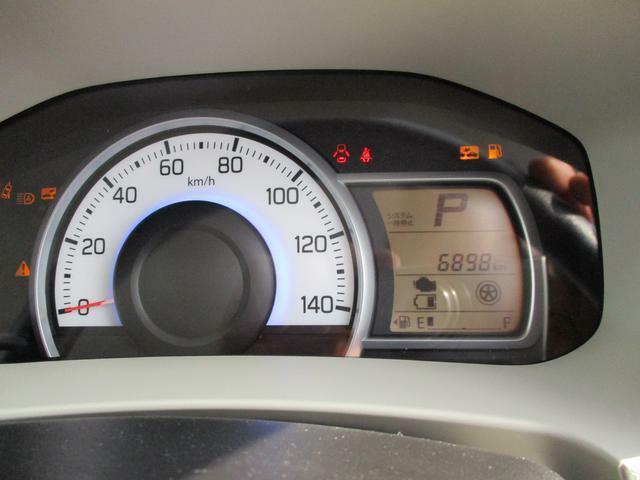 理解しやすいスピードメーターパネル。必要な情報を表示致します。