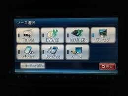 社外SDナビ/GCX309/CD/DVD/ワンセグTV/SD/電動格納ミラー/キーレスエントリー/社外15インチアルミホイール