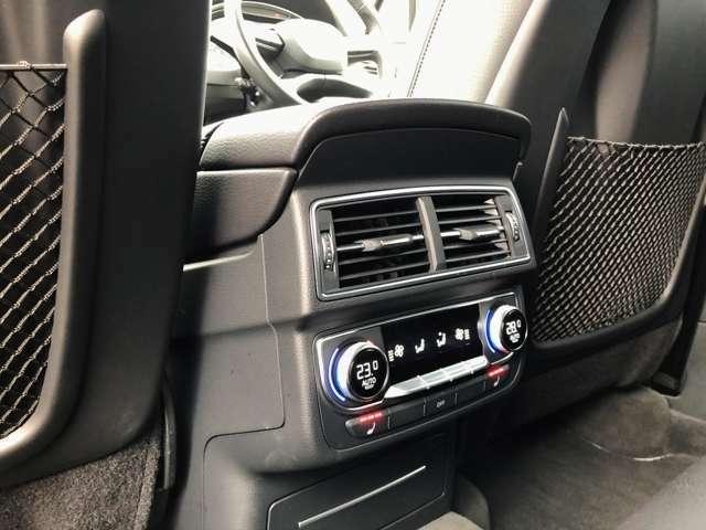 4ゾーンデラックスオートマチックエアコンディショナー 後席シートヒーター
