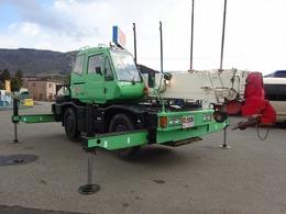 国産車その他 タダノ ラフタークレーン 主10t吊り 補1.4t吊り 6段ブーム TR-100ML H型アウトリガ