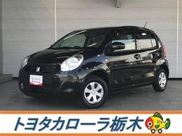 トヨタ パッソ 1.0 X Lパッケージ メモリーナビ・ETC・スマートキー