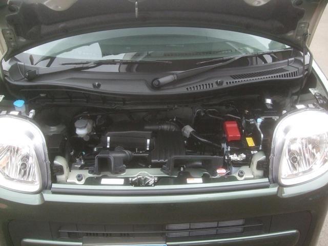 アイドリングストップ 低燃費ハイブリット