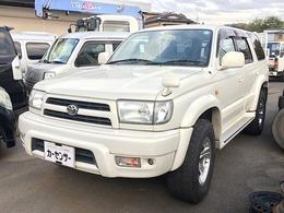 トヨタ ハイラックスサーフ 2.7 SSR-X プレミアムセレクション 4WD HDDナビ キーレス ETC